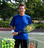 Roger C. teaches tennis lessons in Alexandria, VA