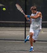 Nick P. teaches tennis lessons in Miami Beach, Fl