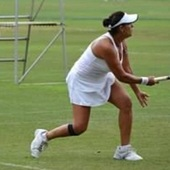 Mariana H. teaches tennis lessons in Walkertown , Nc