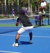Lex P. teaches tennis lessons in New Orleans, LA