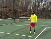 Janez A. teaches tennis lessons in Cleveland, OH