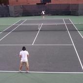 Matthew L. teaches tennis lessons in Randolph, Ma