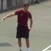 Doug G. teaches tennis lessons in Washington, Dc