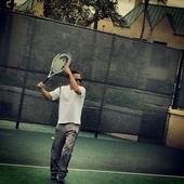 Frederic D. teaches tennis lessons in San Diego, Ca