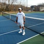 Edwin M. teaches tennis lessons in High Point, Nc