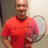 Fabrizio F. teaches tennis lessons in Humble, Tx