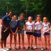 Jacklyn L. teaches tennis lessons in Miami, Fl
