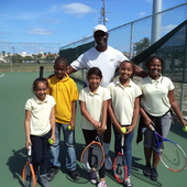 Chris S. teaches tennis lessons in Fort Lauderdale, FL