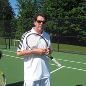David H. teaches tennis lessons in Pittsburgh, Pa