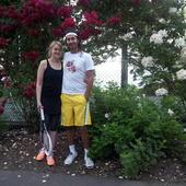 Farhad R. teaches tennis lessons in Portland, OR