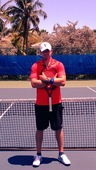Vadim N. teaches tennis lessons in Hallandale Beach, Fl
