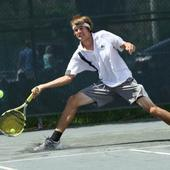 Zachary L. teaches tennis lessons in San Diego, Ca