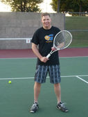 Richard C. teaches tennis lessons in Hampstead, Md