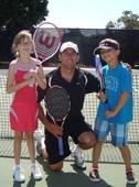 Juan G. teaches tennis lessons in San Diego, Ca