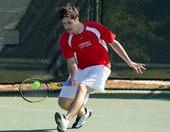 Sean S. teaches tennis lessons in Tempe, AZ