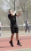 Brian R. teaches tennis lessons in Graham, Nc