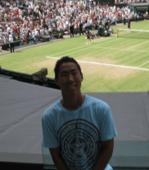 Daniel H. teaches tennis lessons in Plano, Tx