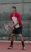 Stephen O. teaches tennis lessons in San Antonio, Tx