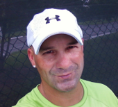 Tim D. teaches tennis lessons in Tampa , Fl