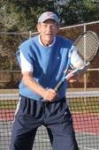 Thomas E. teaches tennis lessons in Lutz, Fl