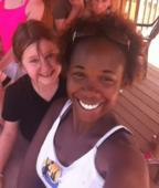 Annessa T. teaches tennis lessons in Chicago, Il