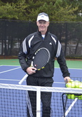 Leo O. teaches tennis lessons in Raleigh, Nc