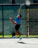 Guy D. teaches tennis lessons in Costa Mesa, CA