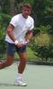 Thumb tennis pro steven